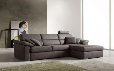 divano angolare classico Posada