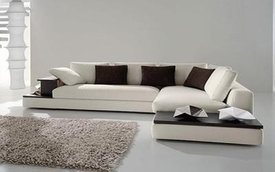 divano angolare moderno Posada