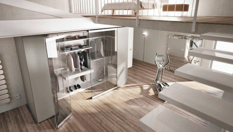 Arredamento camere da letto cassano magnago bonato for Immagini design interni