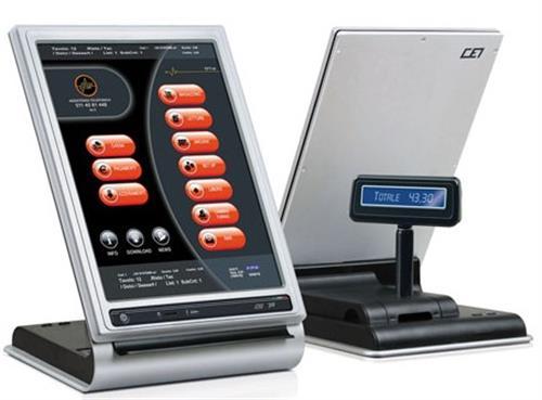 registratore di cassa touch screen per attività di ristorazione