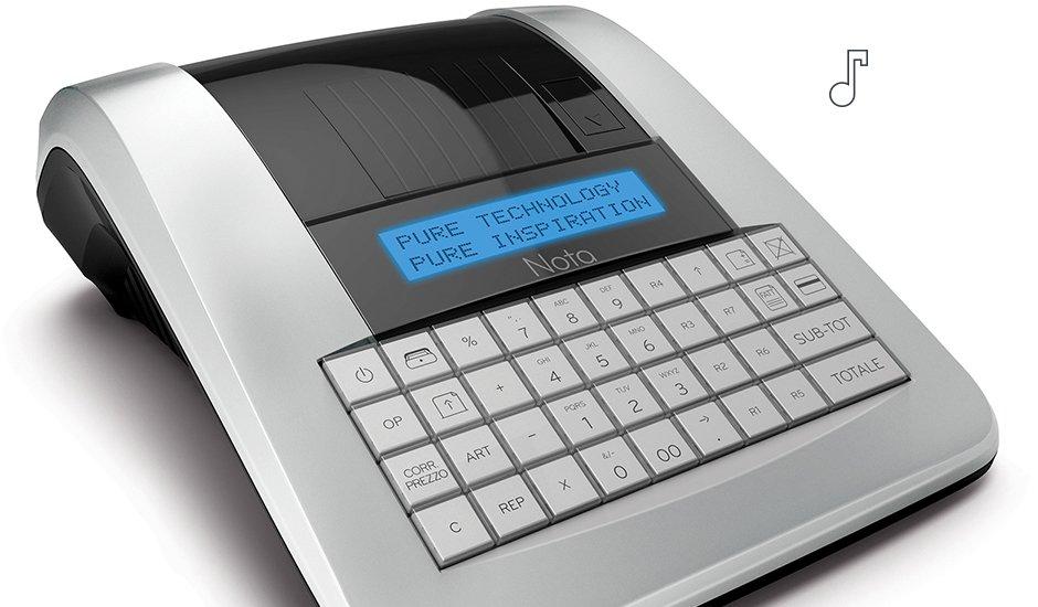 registratore di cassa elettronico