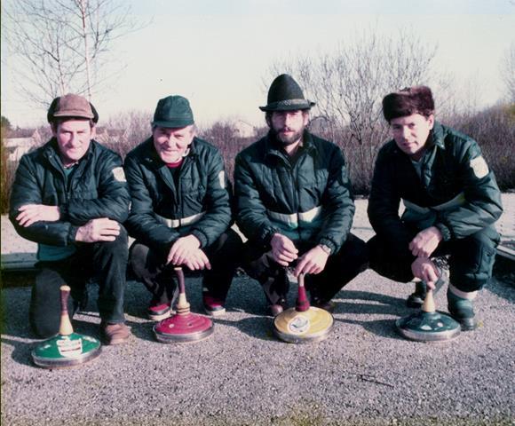 Vereinsmeister Mannschaft 1982