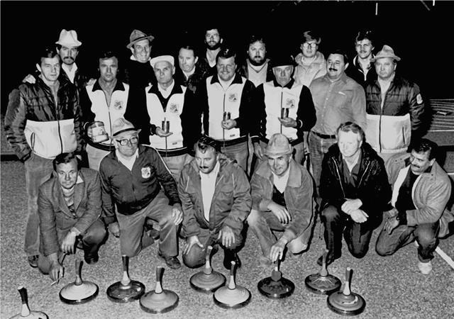 Vereinsmeister Mannschaft 1983