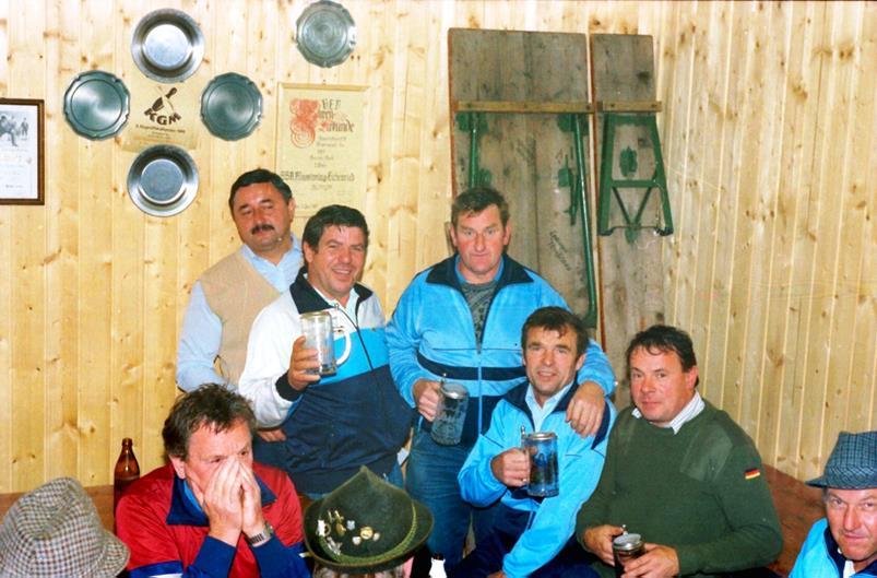 Vereinsmeister Mannschaft 1987