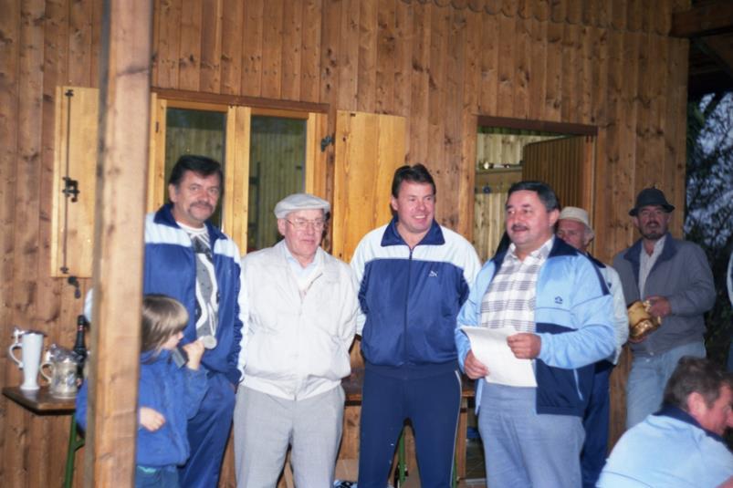 Vereinsmeister Mannschaft 1989