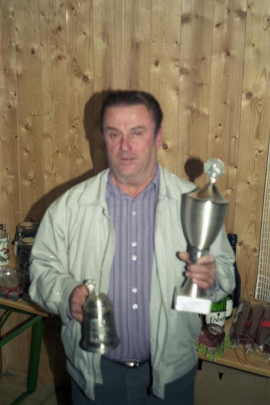 Einzelmeister im Zielschießen 1991