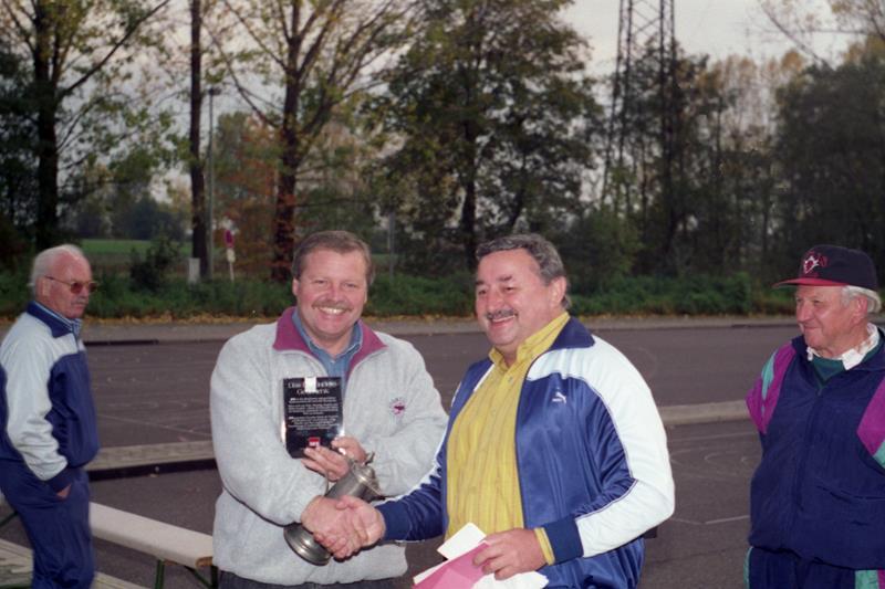 Einzelmeister im Zielschießen 1993