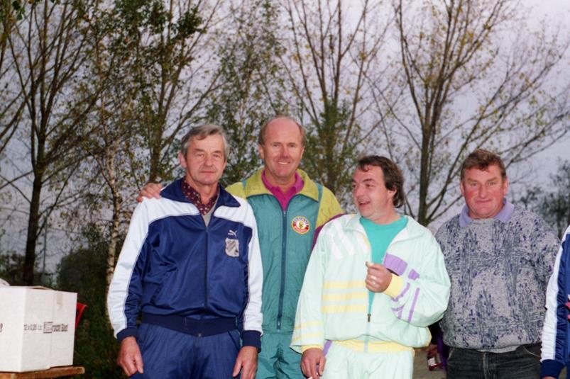 Vereinsmeister Mannschaft 1993