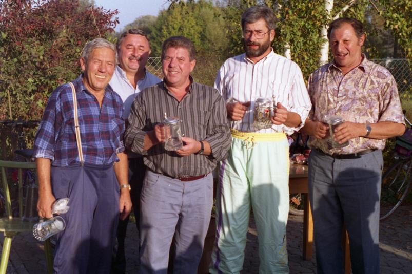 Vereinsmeister Mannschaft 1994