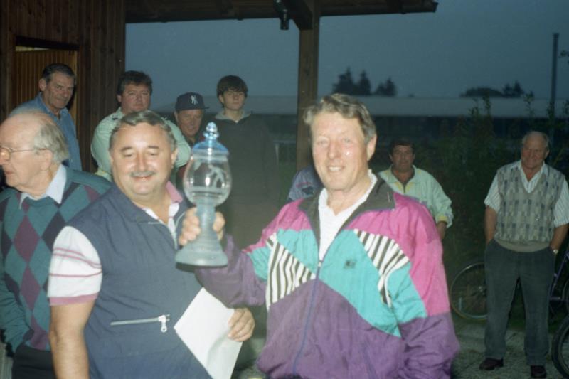 Einzelmeister im Zielschießen 1995