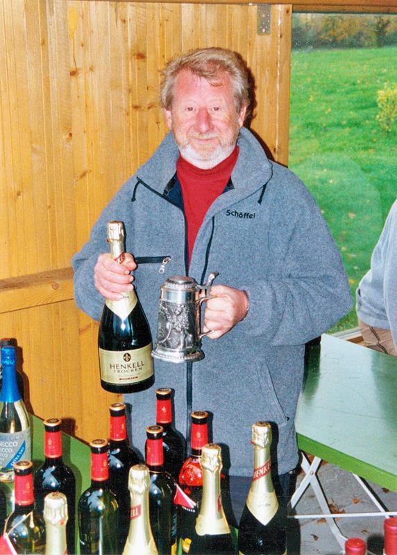 Vereinsmeister im Zielschießen 2002