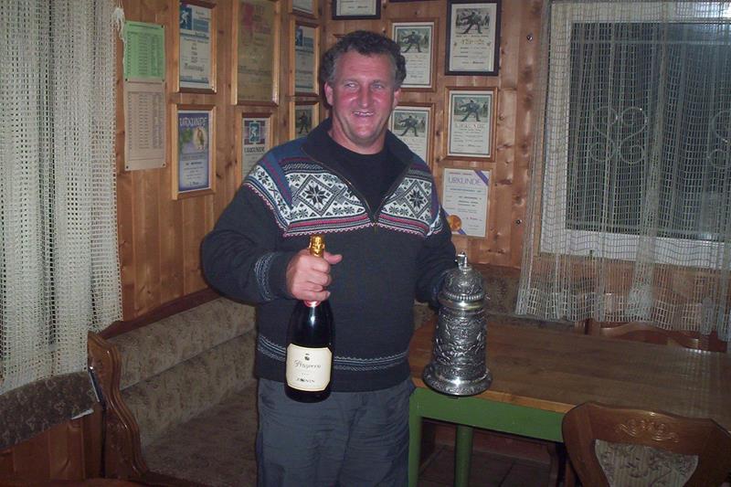 Einzelmeister im Zielschießen 2008
