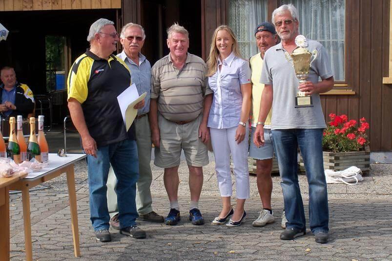 Gemeindemeisterschaft 2009 Sieger Radlfahrer