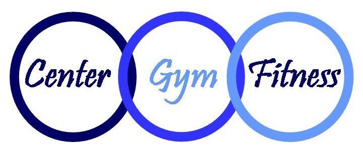 Center Gym Fitness - Logo