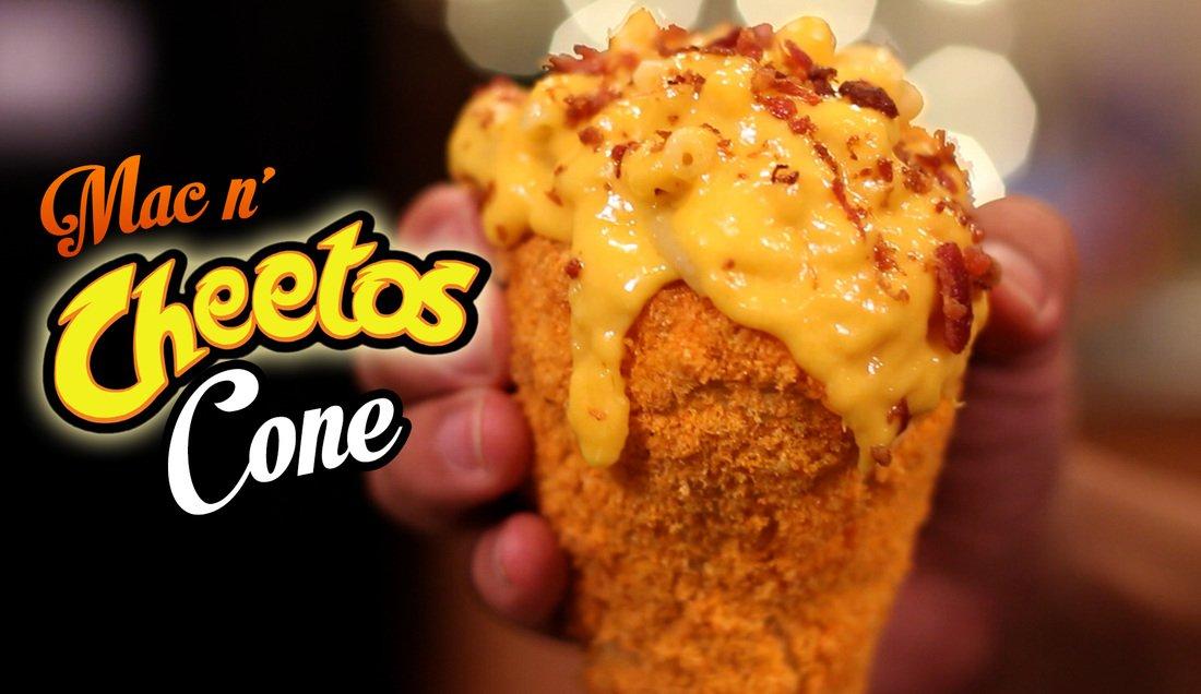 Cheetos Cone
