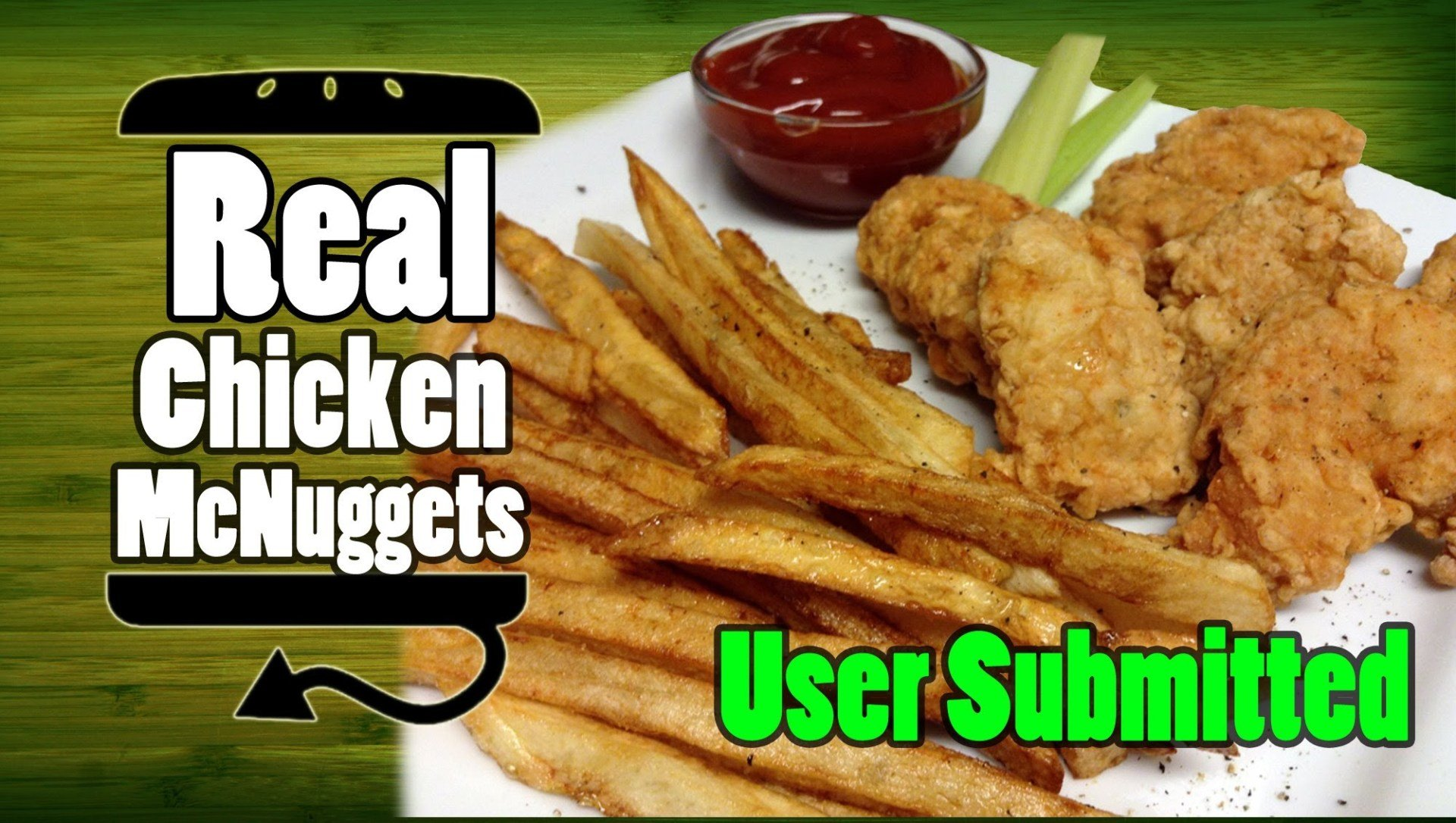 Mcdonald S Real Chicken Mcnuggets Recipe