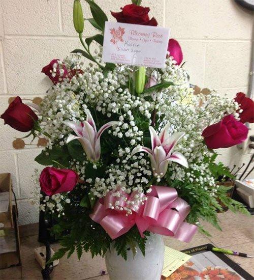 Flower Arrangements For Odessa & Midland, TX