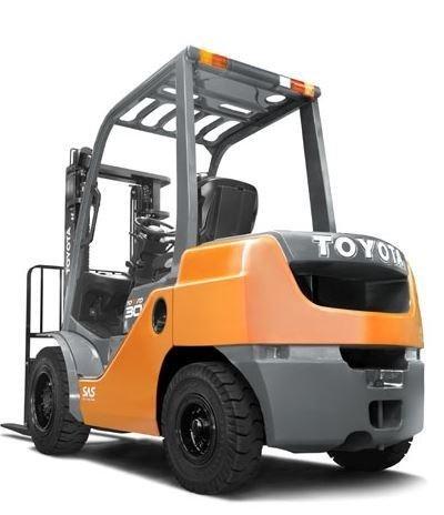 carrelli termici Toyota