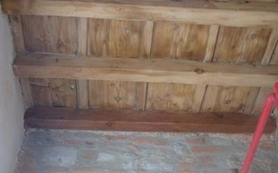 Restauro soffitto