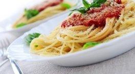 spaghetti, pasta fresca, pasta al pomodoro