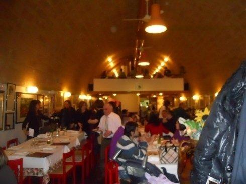 Serata al ristorante