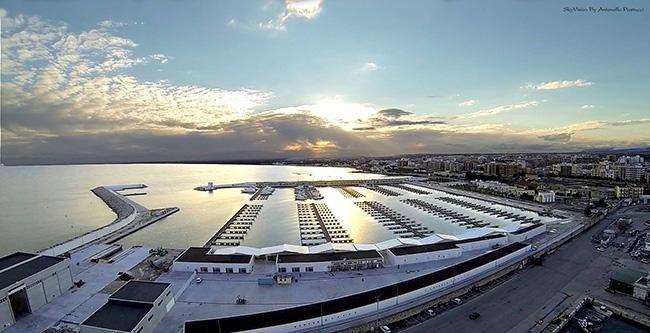porto turistico manfredonia