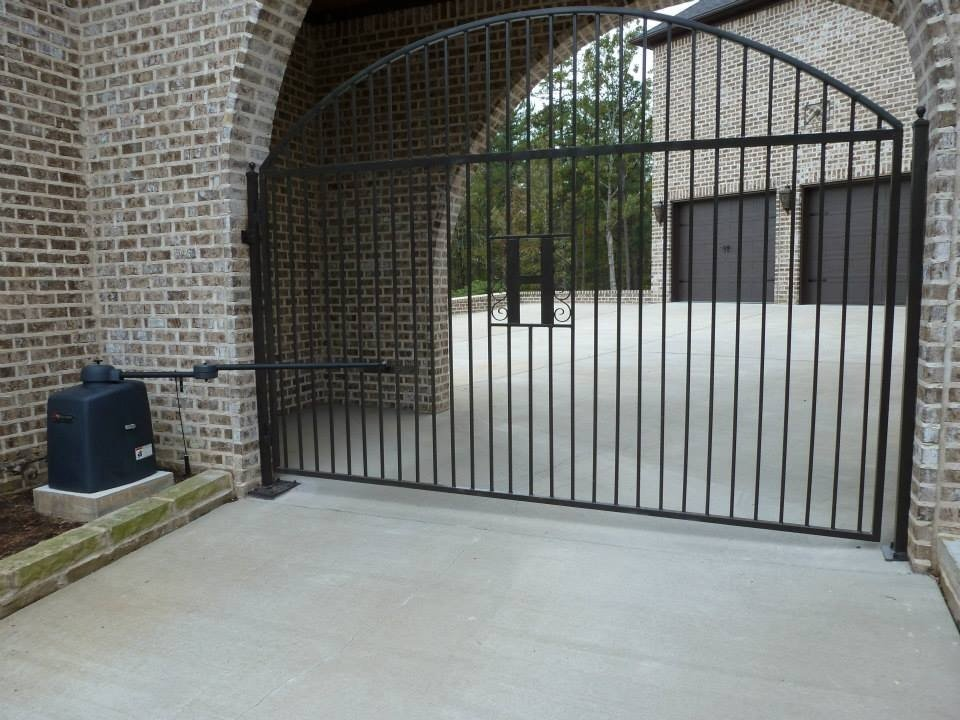 Automatic Gates, Gate Entry Systems, Keypads, Little Rock, AR