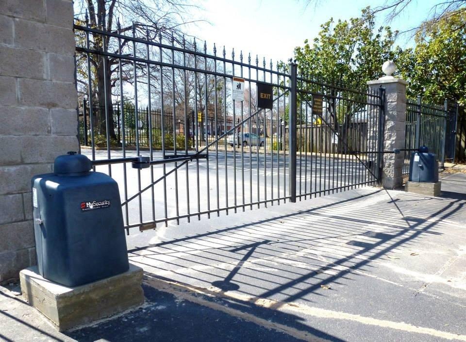 gate repair, gate operator, gate components, American Fence Association member, LIttle Rock Arkansas