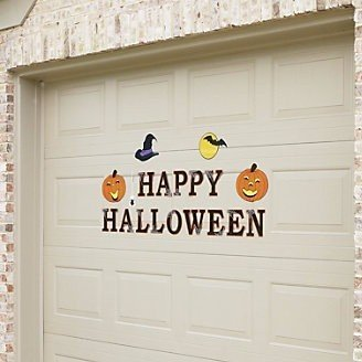 halloween, arkansas, spooky, decorations, automatic gates, gates, fences, gate, halloween decoration,