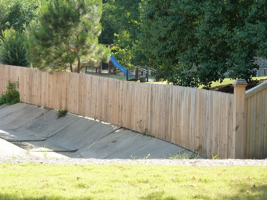 Privacy Fence Pine Bluff