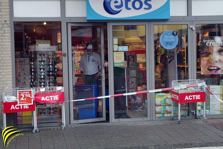 Overval Etos Hoogeveen