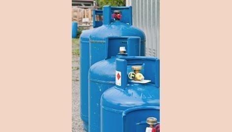 Fornitura bombole gas
