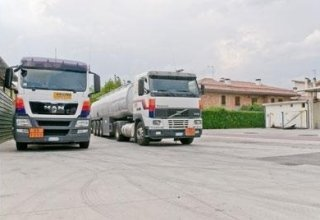 Camion cisterne Gallina Fausto