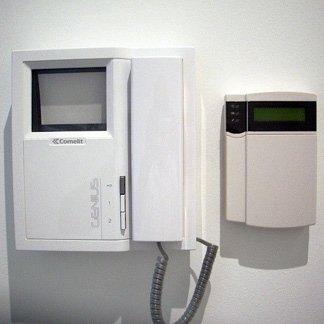fornitura videocitofoni