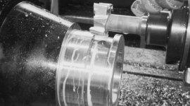 CNC machining, metal parts, metal treatment