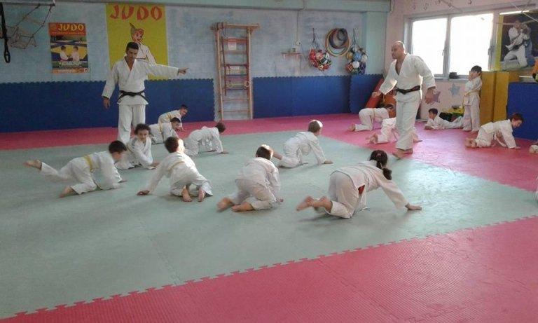 Allenamento Judo Livorno