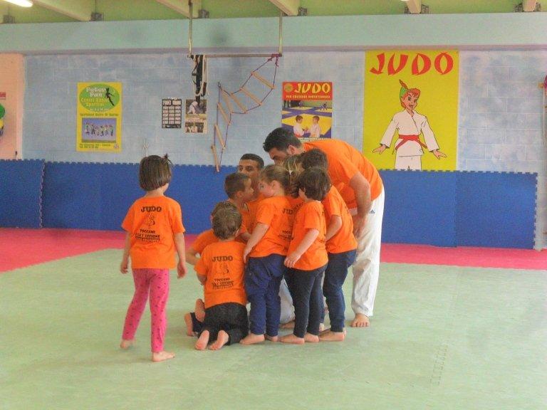 bambini e judo