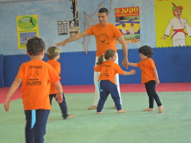corsi Judo livorno