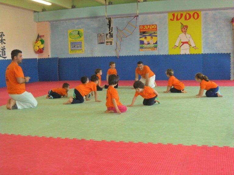 arti marziali bambini livorno