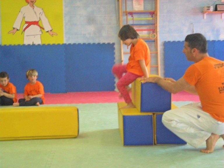 Judo bambini Livorno