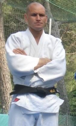 istruttore di judo