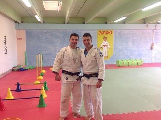 istruttori Judo