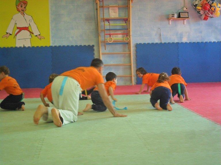 Judo corsi livorno