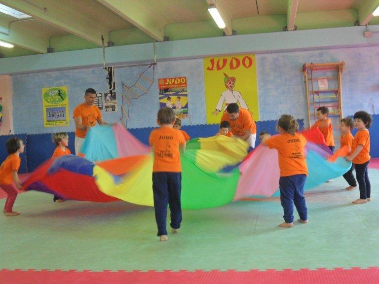 corsi Judo bambini
