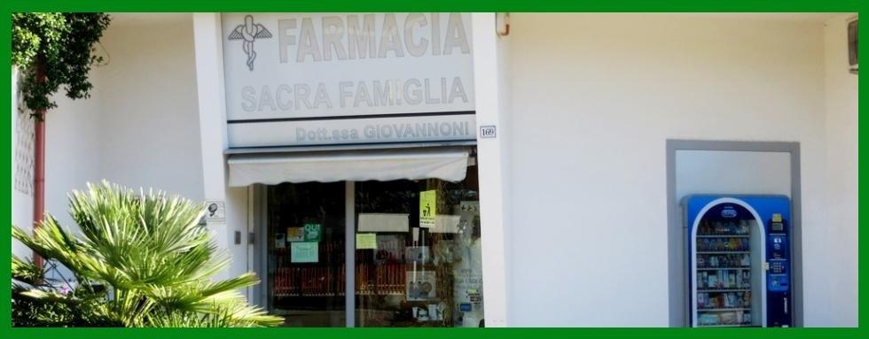 Farmacia Sacra Famiglia