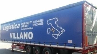 trasporti con camion telonati
