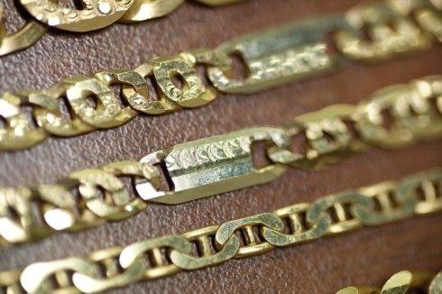 catene in metalli preziosi