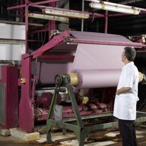 Assistenza tecnica per macchine tessili