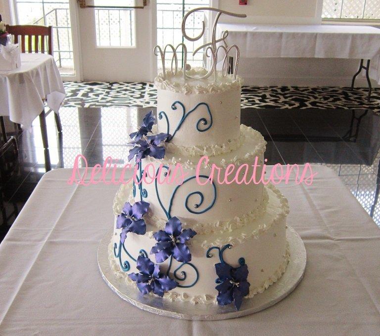 Wedding Cake Decorating Classes: Wedding Cakes & Cupcake Pictures