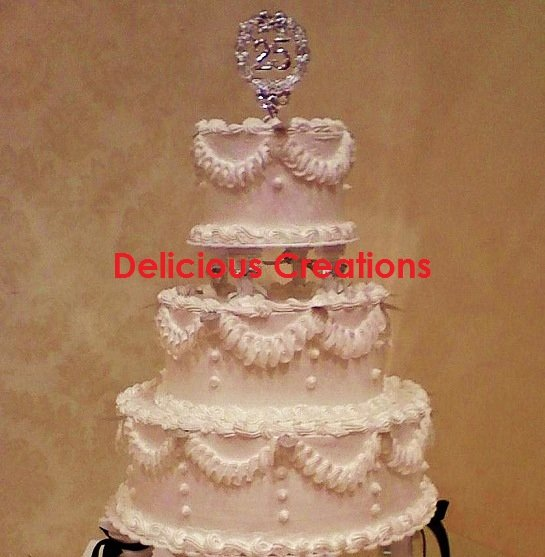 Anniversary Cake | Delicious Creations near Chicago in Hickory Hills, IL